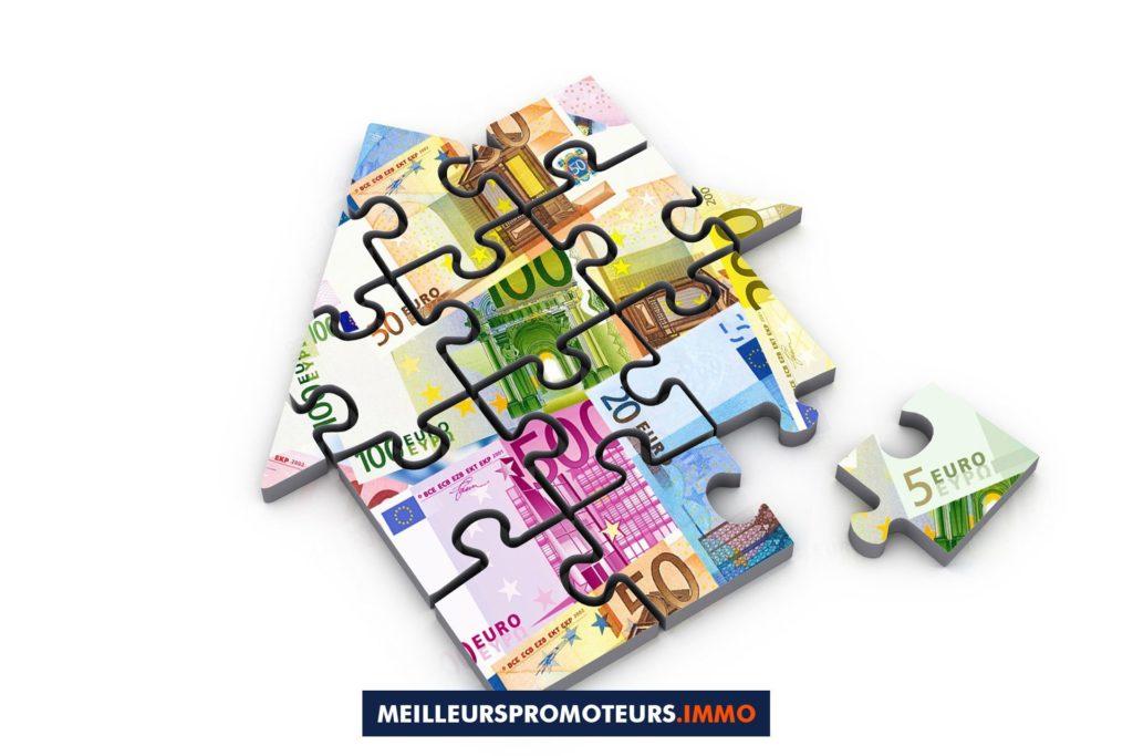 maison puzzle euros
